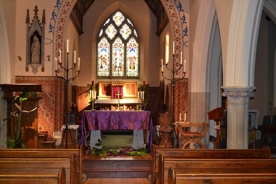 Reconciliation Service | Salisbury Catholic Churches
