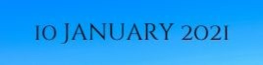 10 January 1