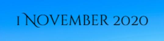 1 Nov