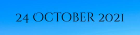 24 October