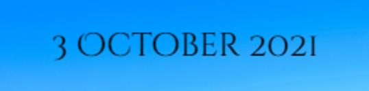 3 October