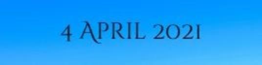 4 April 2021 1