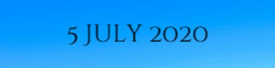 5 July 2020