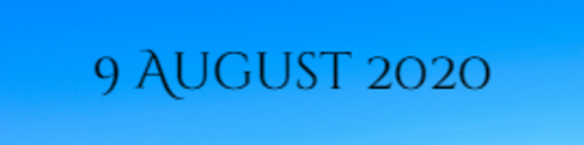 9 August