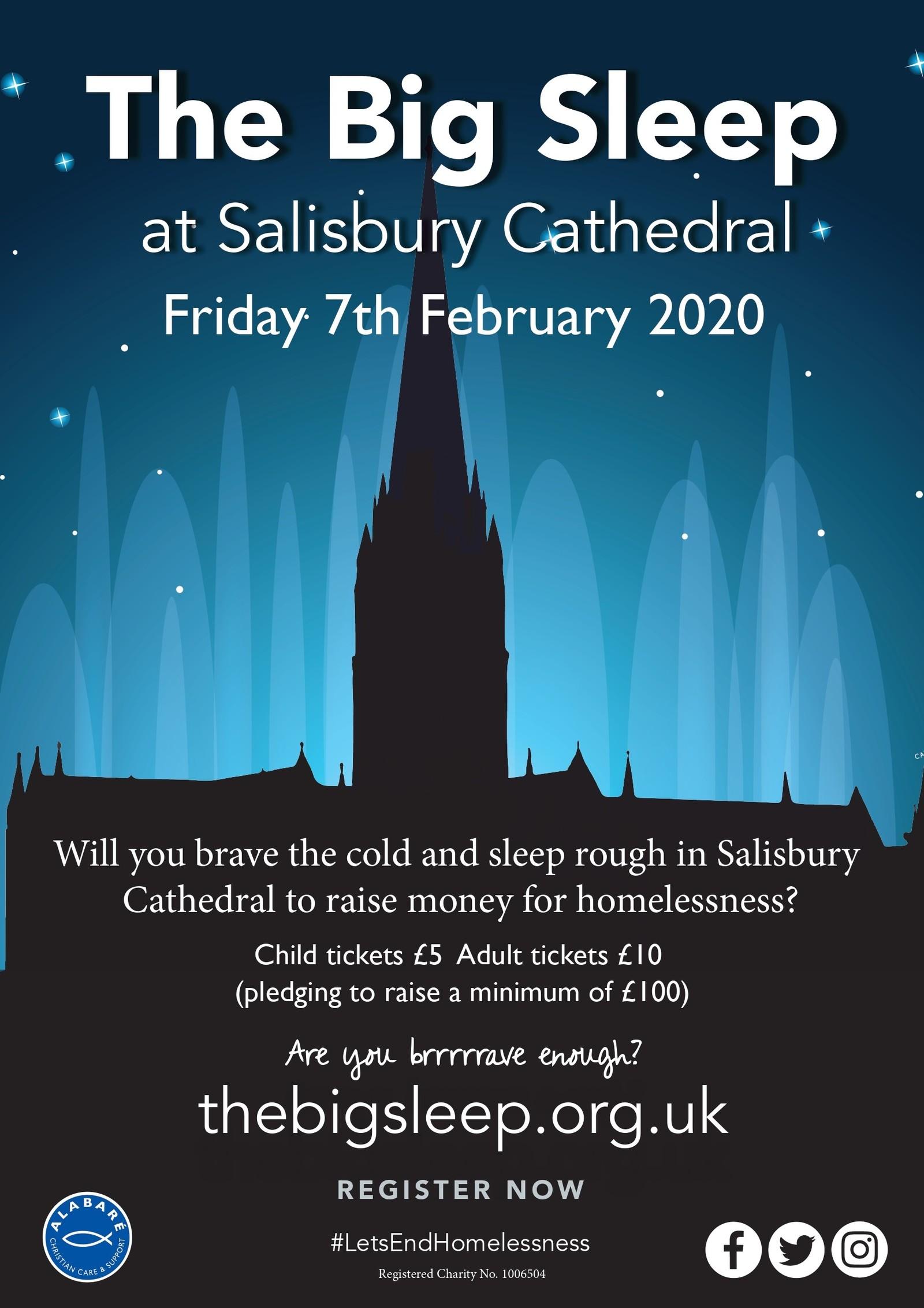 Big Sleep Cathedral 2020 Flyer Page 0001