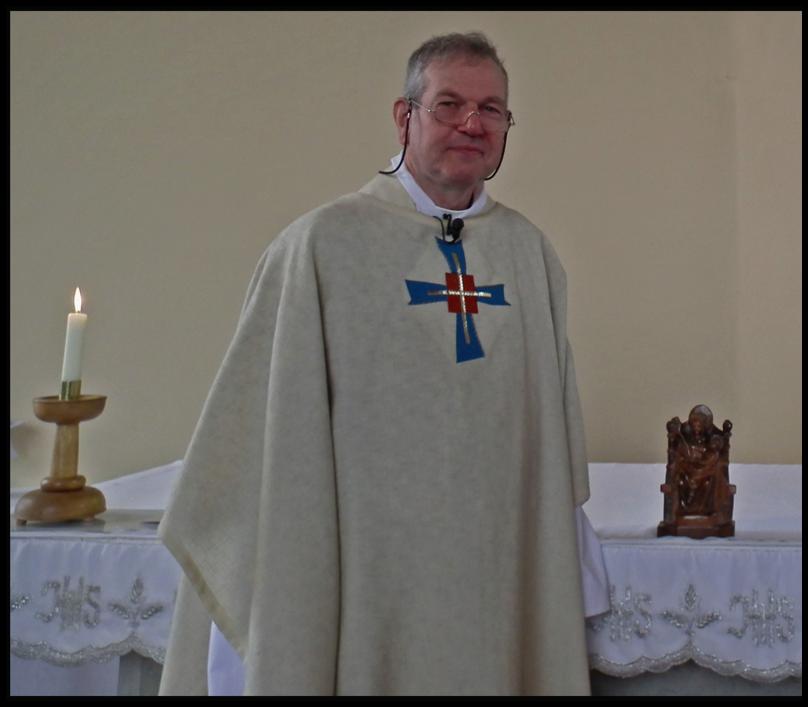 Fr Keith Robinson