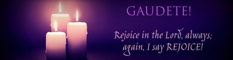 Advent 3 Gaudete 1 1