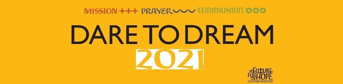Dare To Dream 2021 Website Banner 1