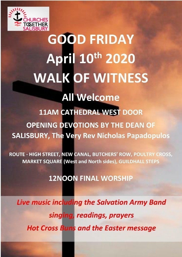 Walk Of Witness