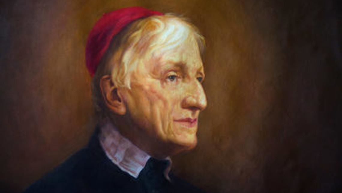 b4756178321 Pope Francis will canonise Blessed John Henry Newman in St Peter's Square  on Sunday 13 October 2019 alongside four others. This will make Cardinal  Newman ...
