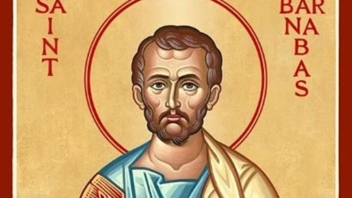 Saint Barnabas 1