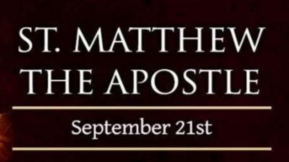 Matthew 21september 1