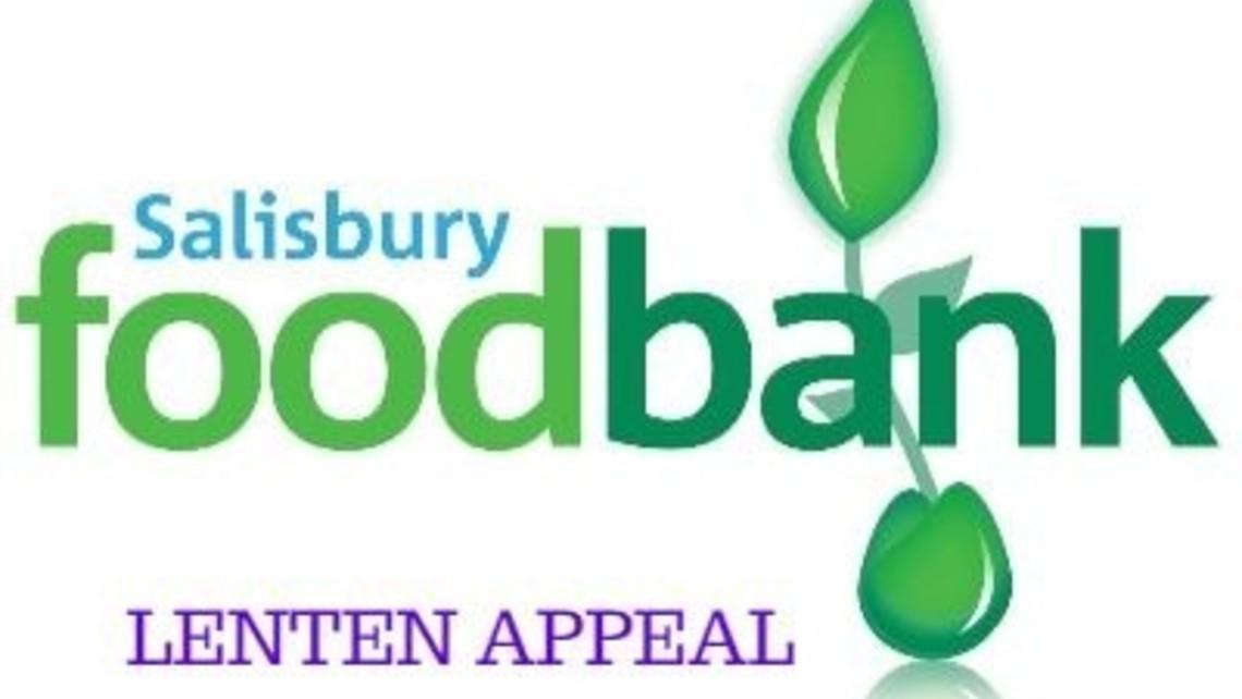 Salisbury Foodbank Lenten Appeal