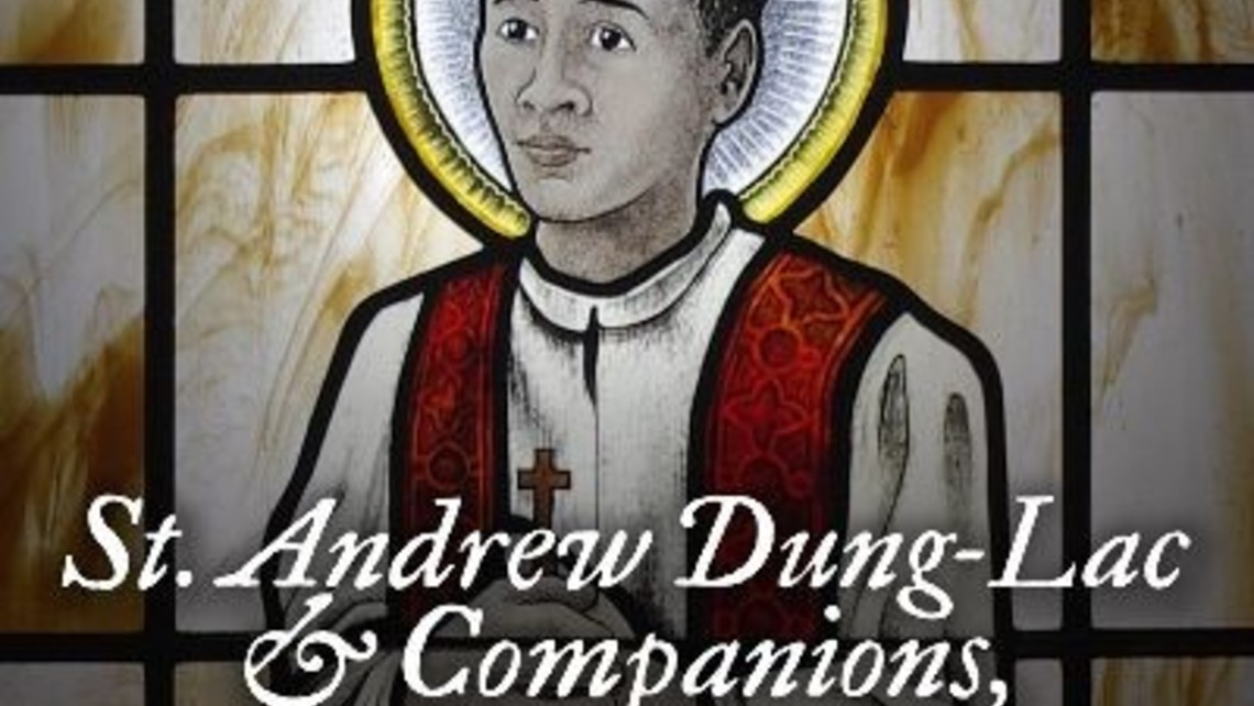 St Anrew Dung Lac 1