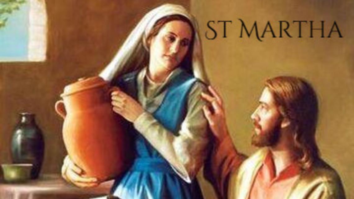St Martha