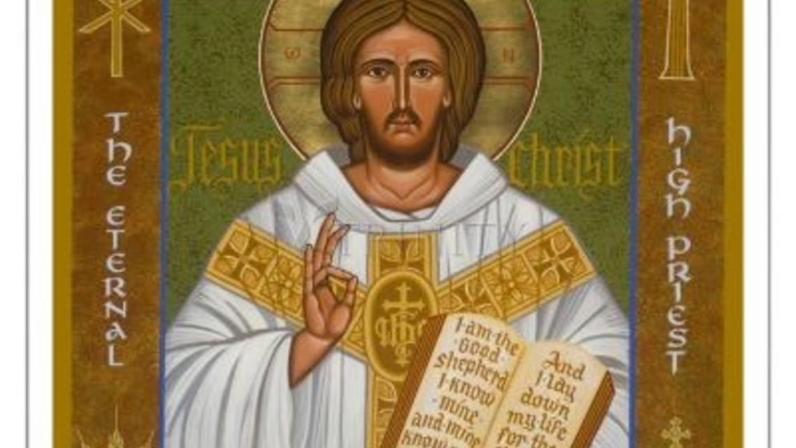 The Eternal High Priest