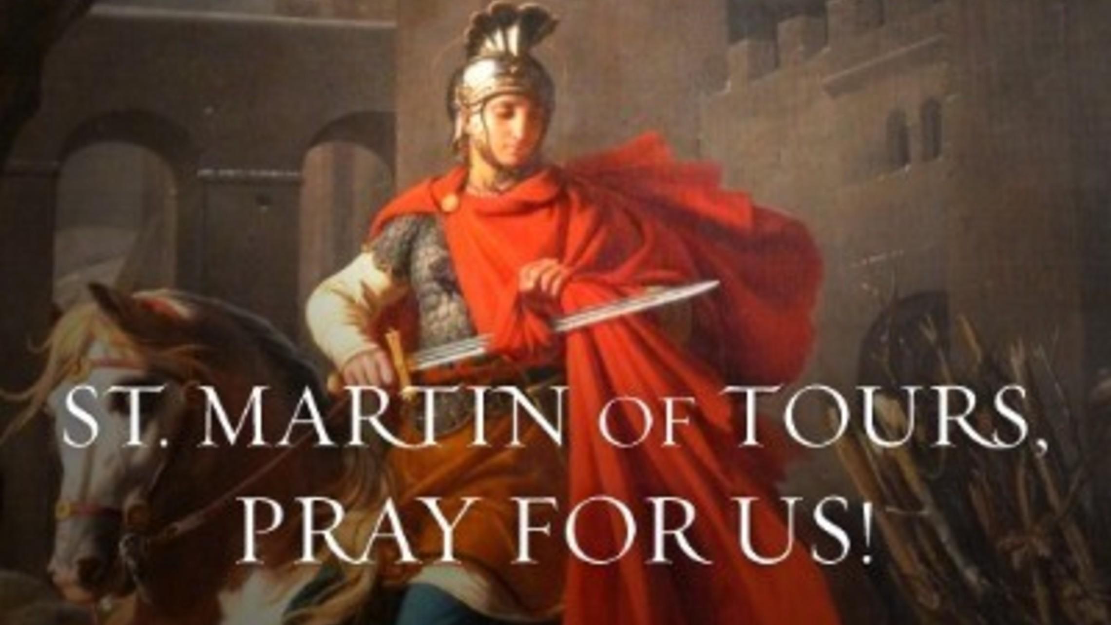 St Martin Tours