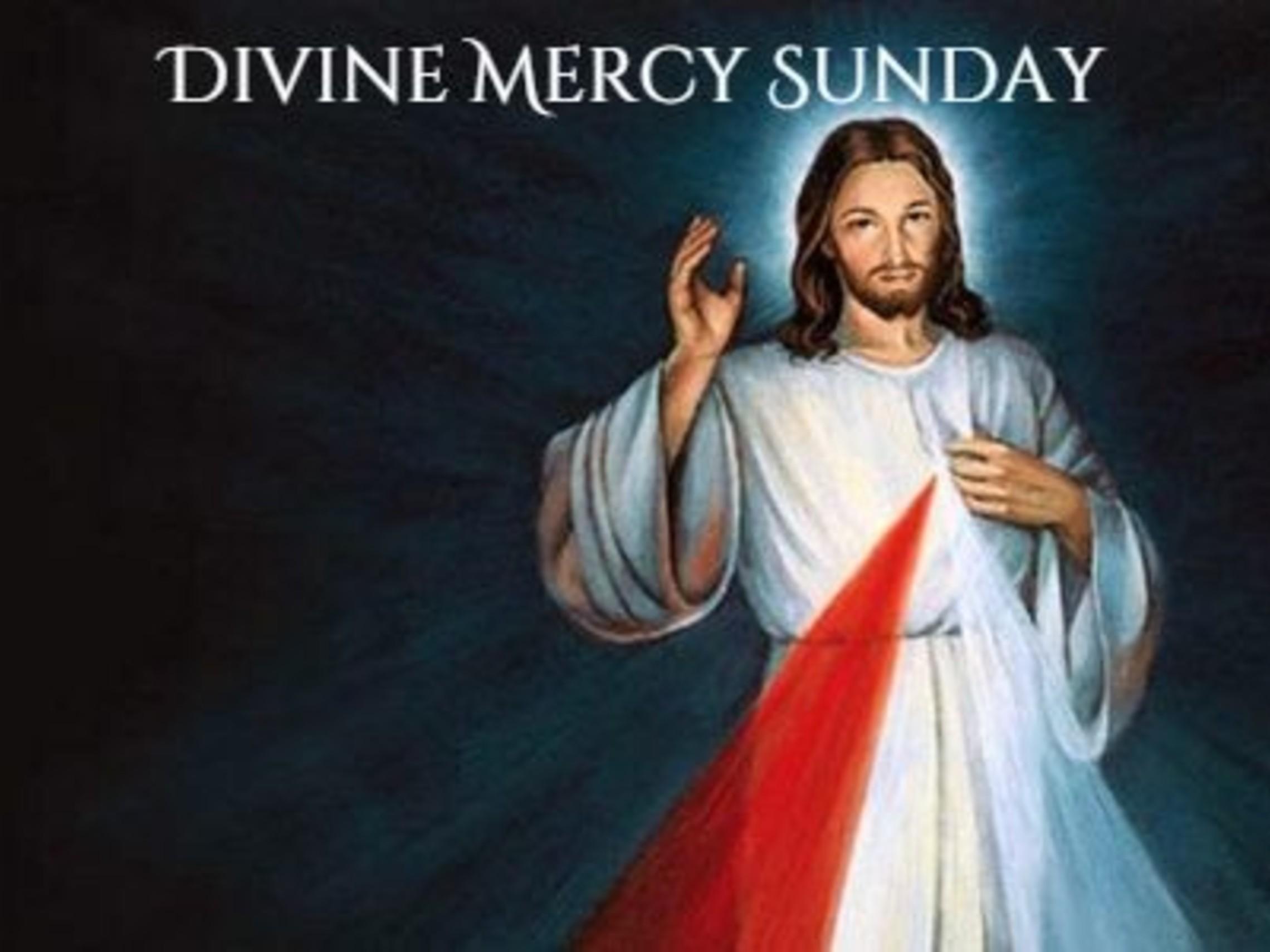 The Divine Mercytop