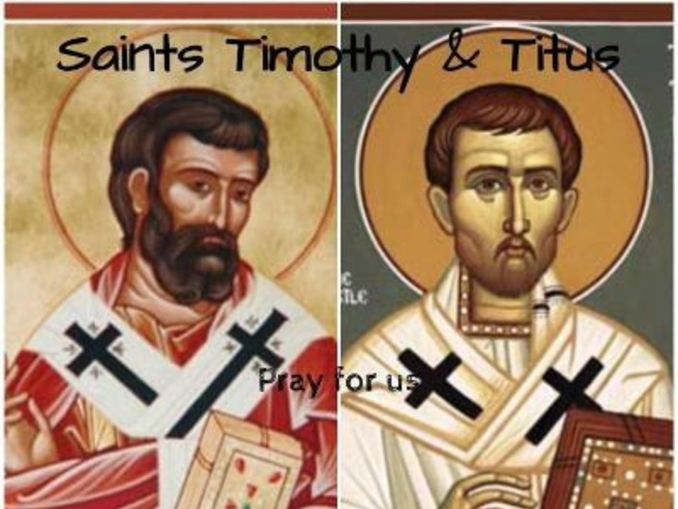 Tim And Titus 1