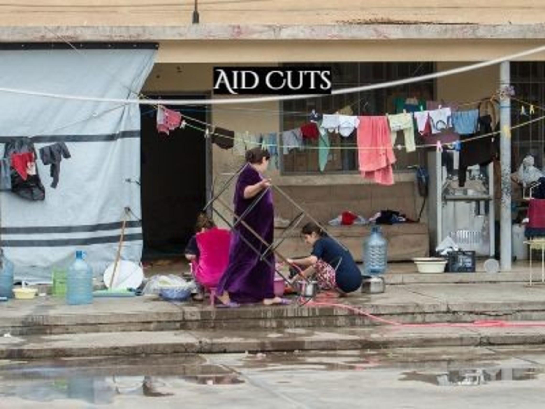 Aid Cuts