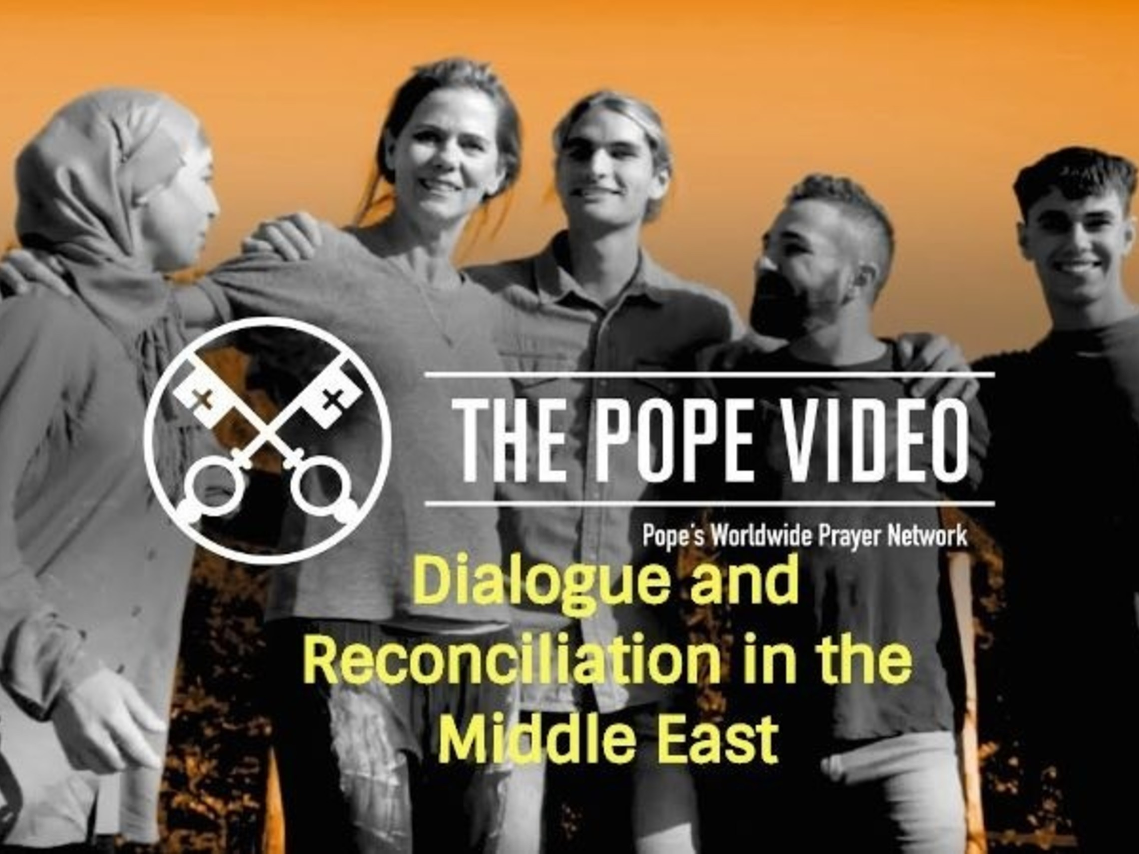 Dialogue And Reconcilation In The Middle East Top News 1