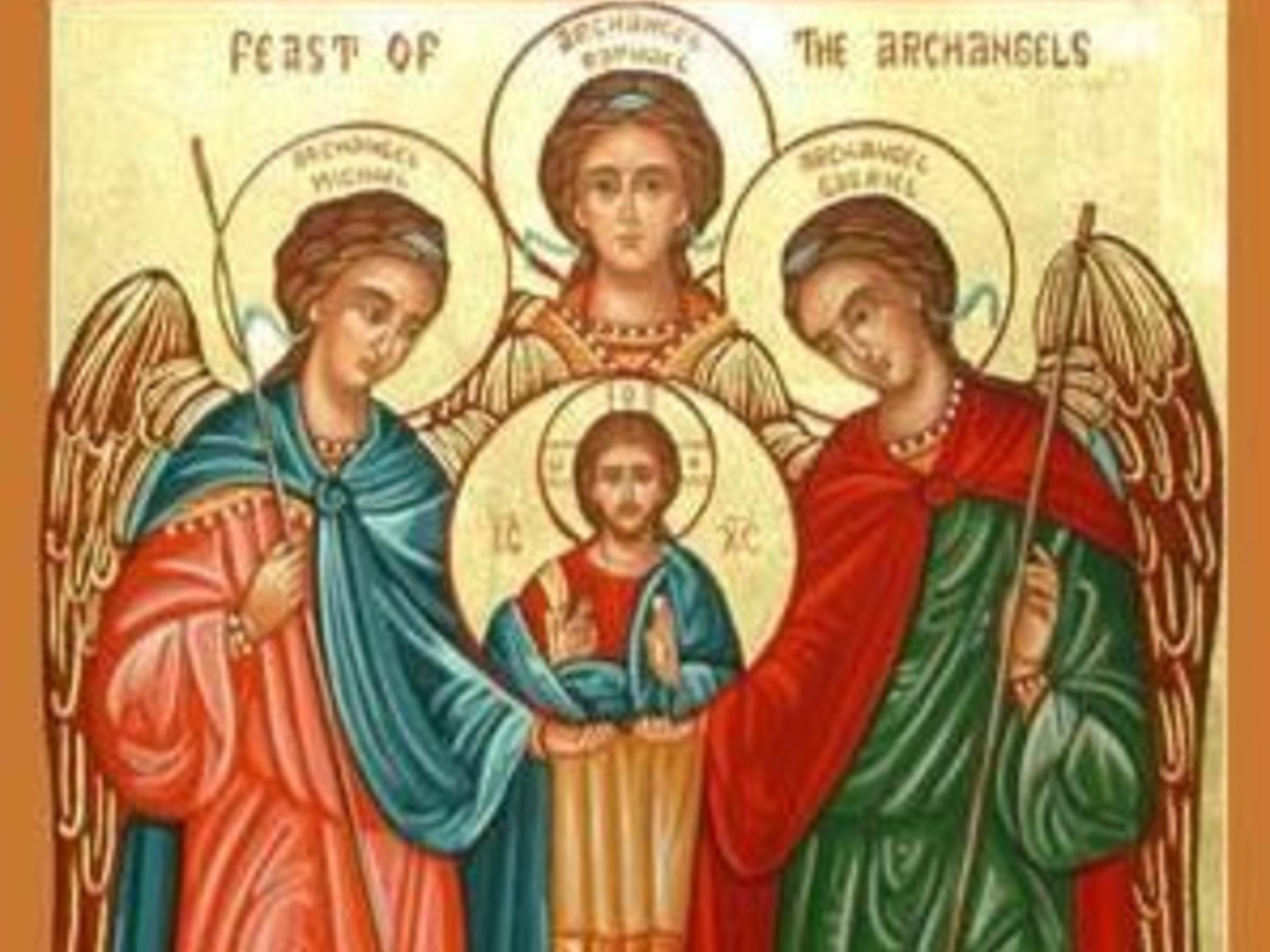 Feast Of The Archangels B