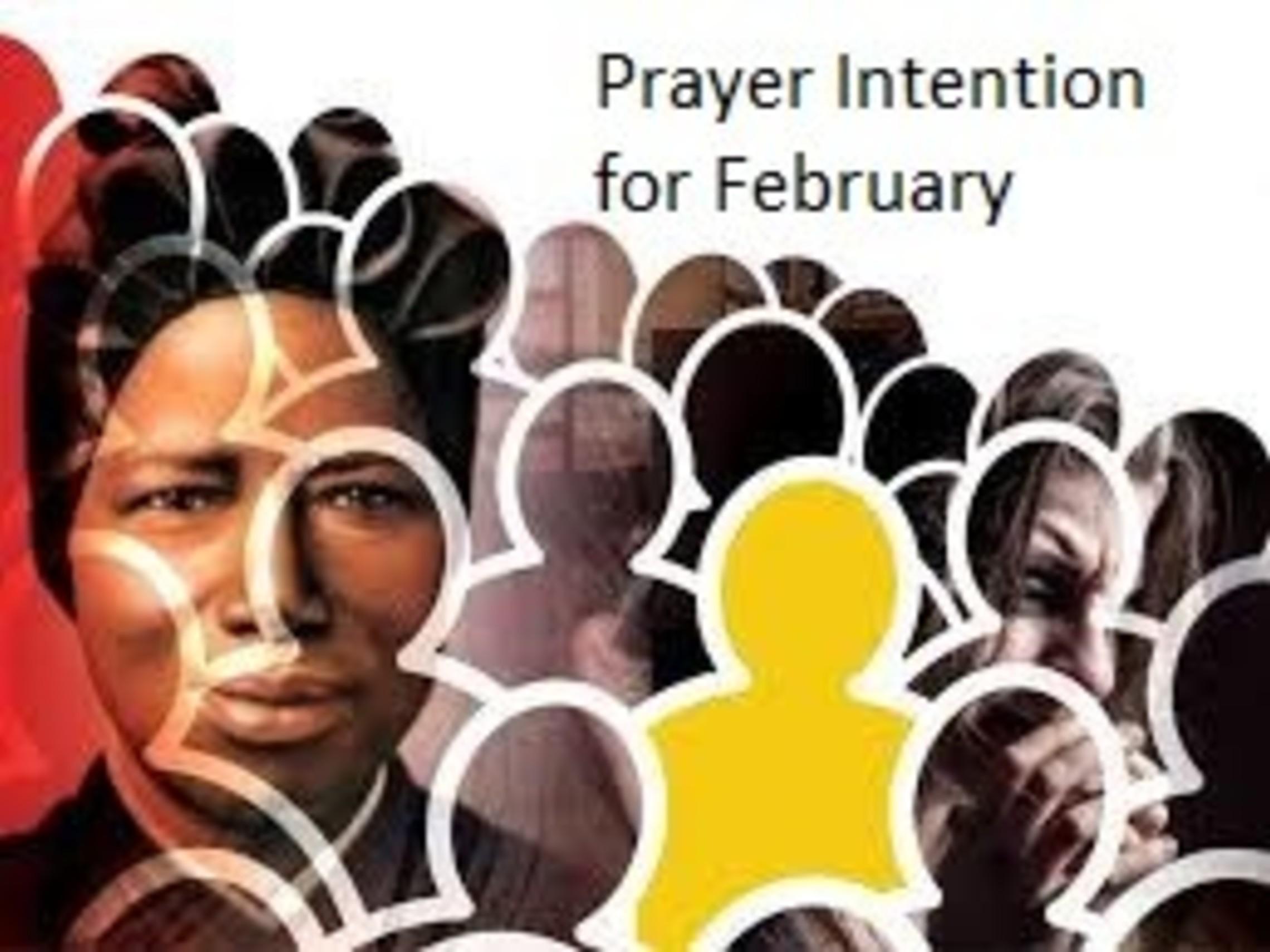 Feb Prayert